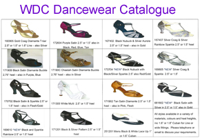 Download the WDC Dancewear Catalogue